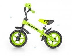 Rowerek biegowy Dragon Zielony #B1