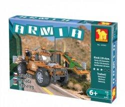 Klocki Armia 22503 Samochód Wojskowy 228 elementów