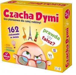 CZACHA DYMI GRA PLANSZOWA - KUKURYKU