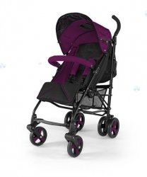 Wózek spacerowy Royal Fioletowy #B1