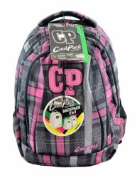 Coolpack Plecak Młodzieżowy 2w1 Combo Scotish Dawn 2017