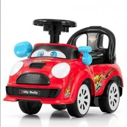 Pojazd Jeździk Joyred Czerwony Dżwięki #B1