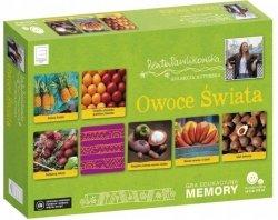 Gra Edukacyjna Memory Owoce Kolekcja Pawlikowskiej