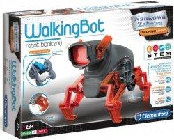 WALKING  BOT CHODZĄCY BIONICZNY ROBOT NAUKOWA ZABAWA