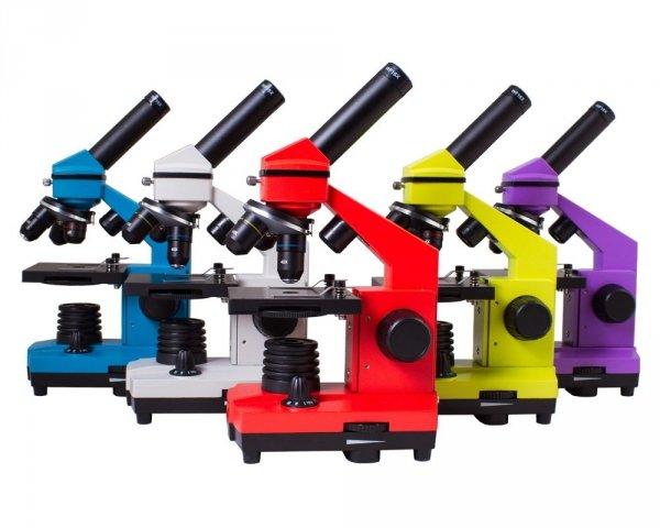 Mikroskop Levenhuk Rainbow 2L PLUS MoonstoneKamień Księżycowy