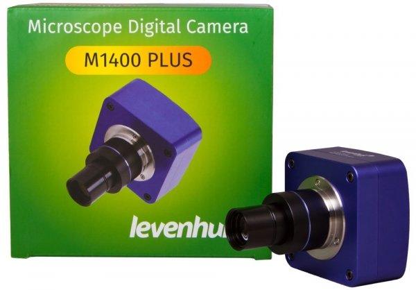 Aparat cyfrowy fotograficzny Levenhuk M1400 PLUS