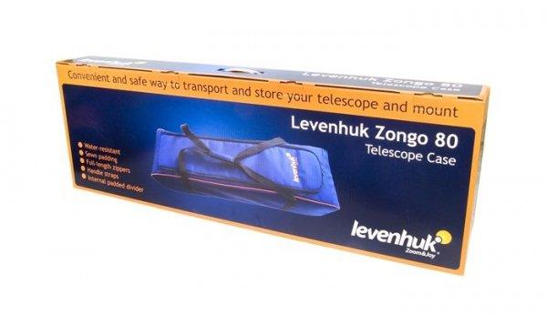Futerał Levenhuk Zongo 80, duży, niebieski