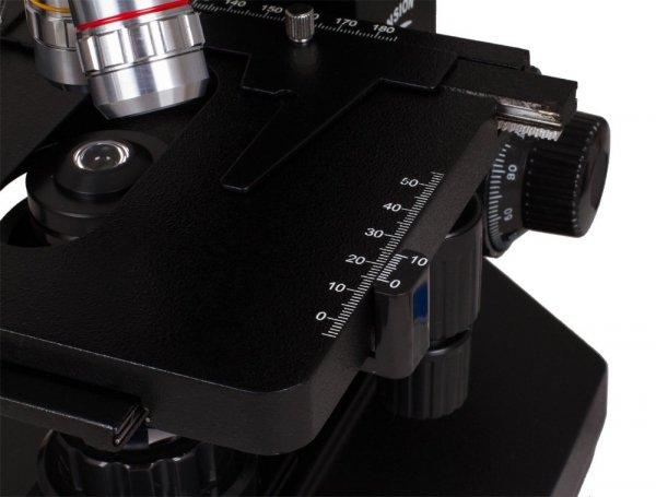 Biologiczny mikroskop trójokularowy Levenhuk 870T
