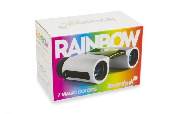 Lornetka Levenhuk Rainbow 8x25 OrangePomarańcza