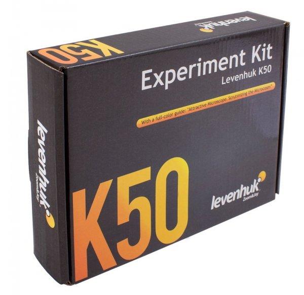 Zestaw do eksperymentów Levenhuk K50