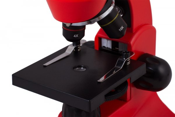 Mikroskop Levenhuk Rainbow 50L PLUS MoonstoneKamień Księżycowy