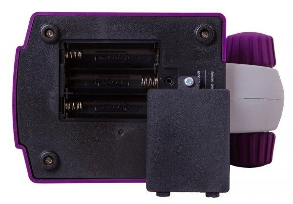 Mikroskop Bresser Junior 40x-640x, czerwony