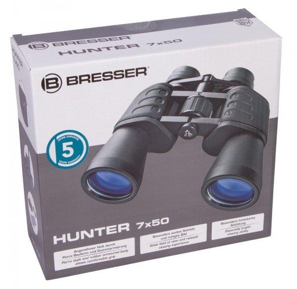 Lornetka Bresser Hunter 7x50
