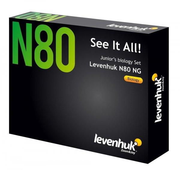 """Zestaw preparatów Levenhuk N80  NG """"Zobacz wszystko"""""""