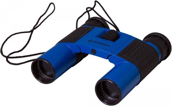 Lornetka Bresser Topas 10x25, niebieski
