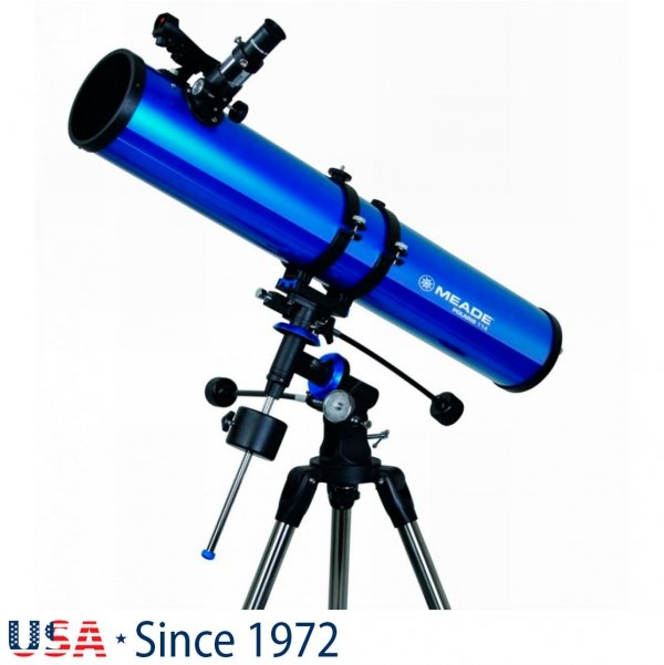 Teleskop zwierciadlany Meade Polaris 114mm EQ