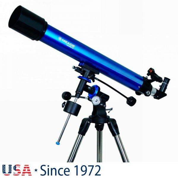 Teleskop refrakcyjny Meade Polaris 90mm EQ