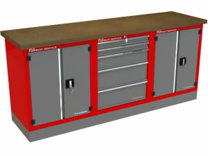 Stół warsztatowy – T-40-22-40-01
