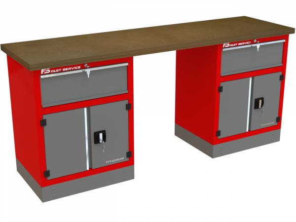 Stół warsztatowy – T-32-32-01