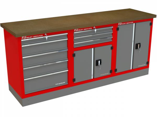 Stół warsztatowy – T-21-30-40-01