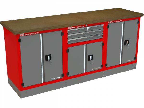 Stół warsztatowy – T-40-30-40-01
