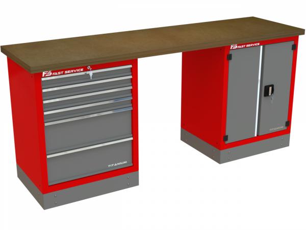 Stół warsztatowy – T-17-40-01