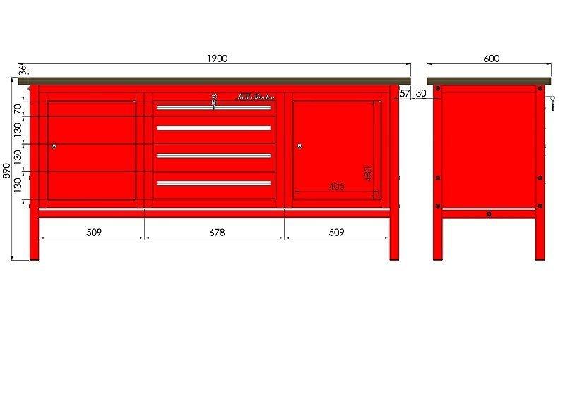 Stół warsztatowy P-3-17-01 (1)