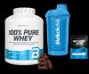 BioTechUSA 100% Pure Whey 2270g Czekolada  plus Gratisy