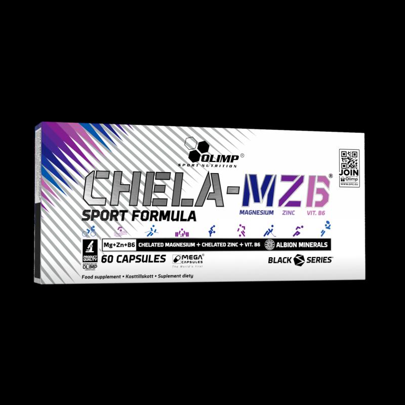 Olimp Chela Mzb Sport Formula Mega Caps 60 kap.