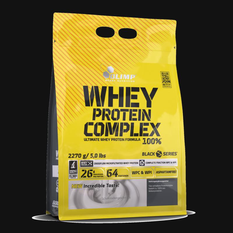 Olimp Whey Protein Complex 2275g Słony Karmel