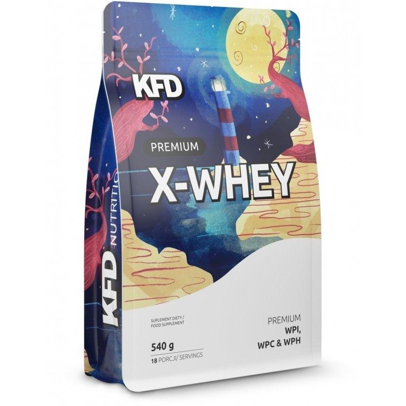 KFD X-Whey 540g