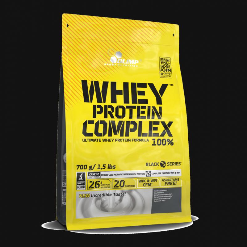 Olimp Whey Protein Complex100% 700g smak wanilia