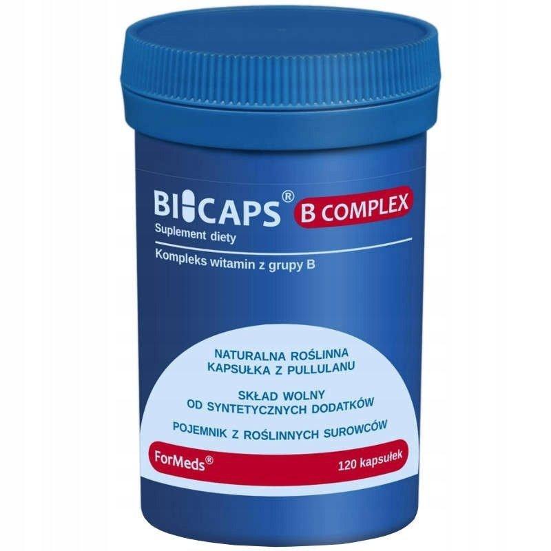 ForMeds BICAPS B -Complex 120 kapsułek