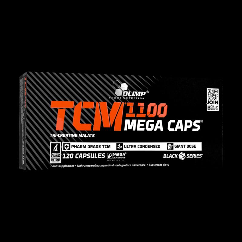 Olimp Kreatyna TCM 1100 Mega Caps 120 kaps.