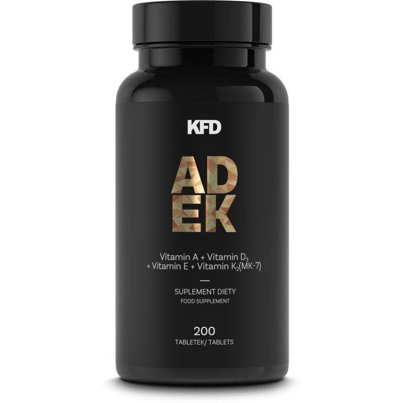 KFD ADEK 200 tabletek