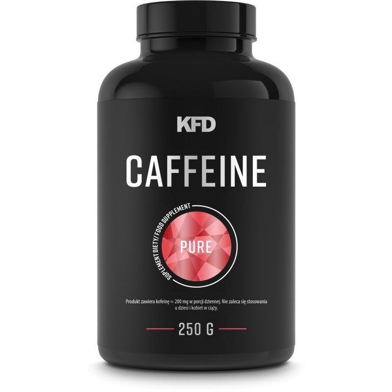 KFD Pure Caffeine - 250 g
