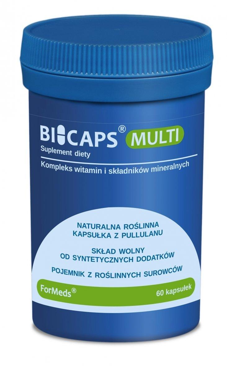 ForMeds BICAPS Multi Witaminy i Minerały