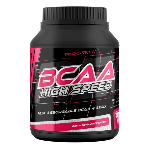 Trec BCAA High Speed 600g Aminokwasy smak cola