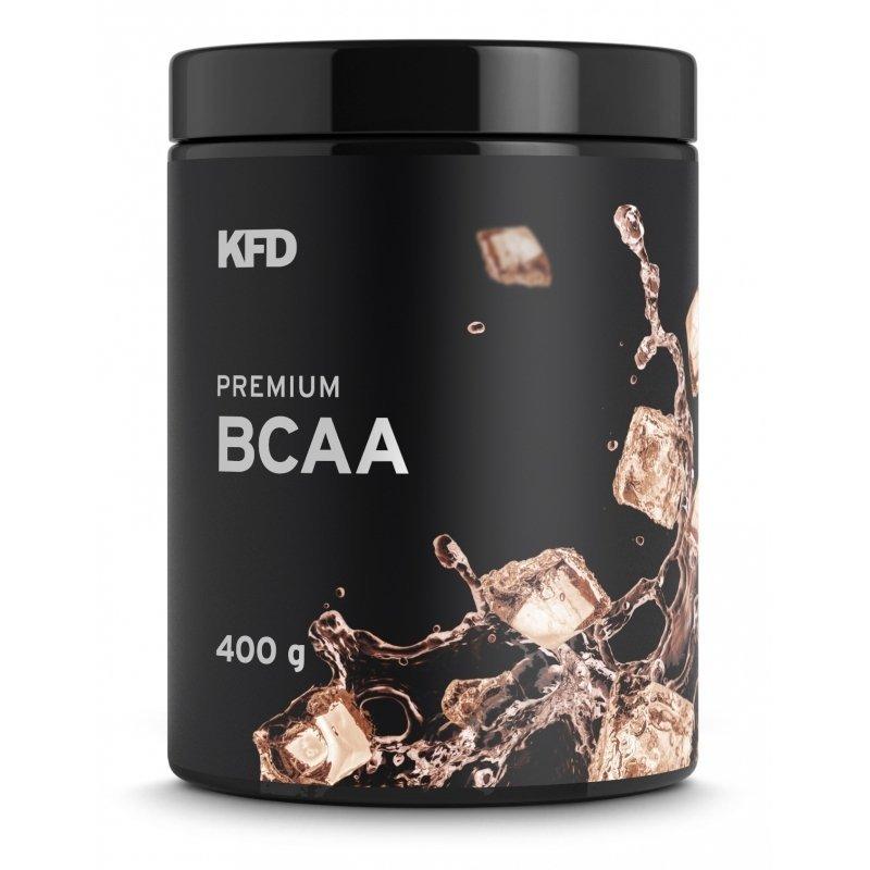 KFD Premium BCAA 400g smak cola