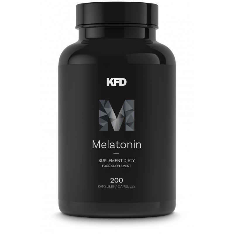 KFD Melatonin 200 kapsułek