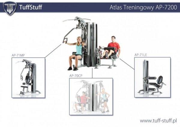 TUFF STUFF ATLAS TRENINGOWY AP-7200