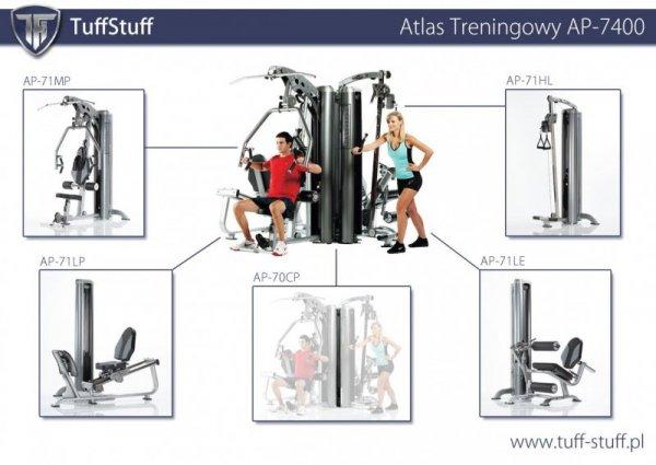 TUFF STUFF ATLAS TRENINGOWY AP-7400
