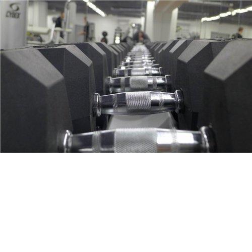 ARS ZESTAW HANTLI CHROM/PLASTIK (12,5-20KG) 4 PARY