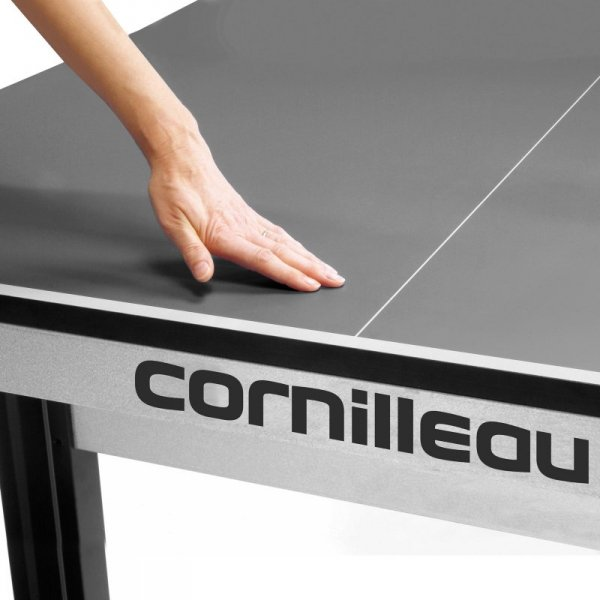 CORNILLEAU STÓŁ TENISOWY COMPETITION 740 ITTF SZARY