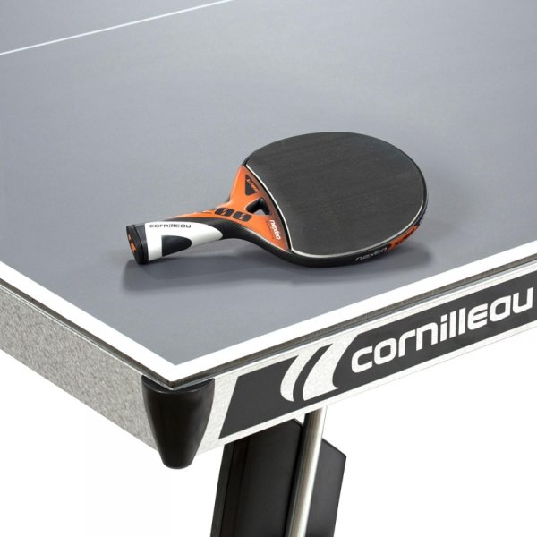 Stół tenisowy PERFORMANCE 400M CROSSOVER OUTDOOR Niebieski