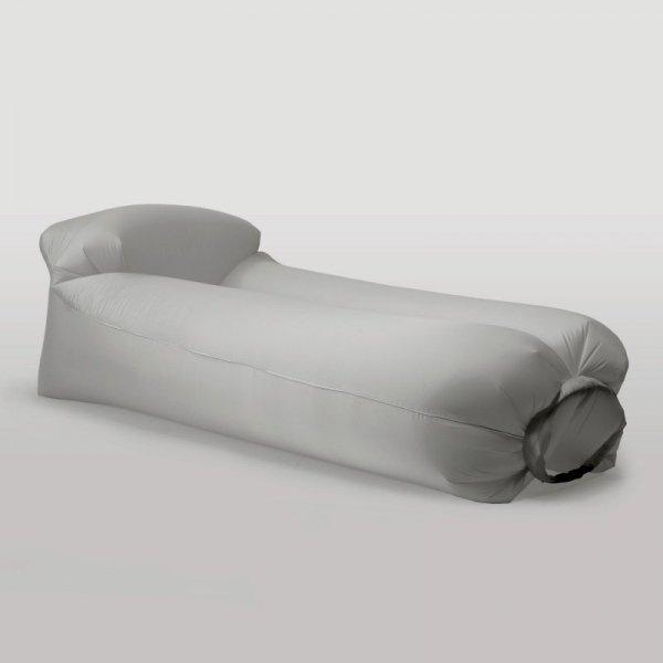Sofa dmuchana SOFTYBAG PREMIUM szary 0208