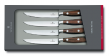 Zestaw 4 noży do steków 7.7240.4 Grand Maître Rosewood Collection Victorinox