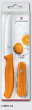 Zestaw Color Twins, pomarańczowy Victorinox 1.8901.L9