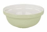 Miska ceramiczna RETRO 2.8 L - pistacjowa Tala