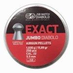 Śrut Diabolo JSB EXACT 5,52 mm 1op=250szt.